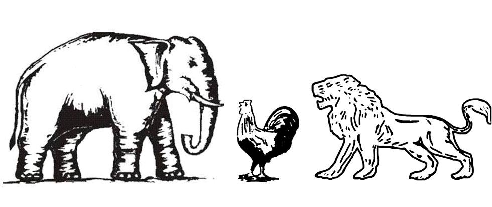 symboles-elections-inde-animaux