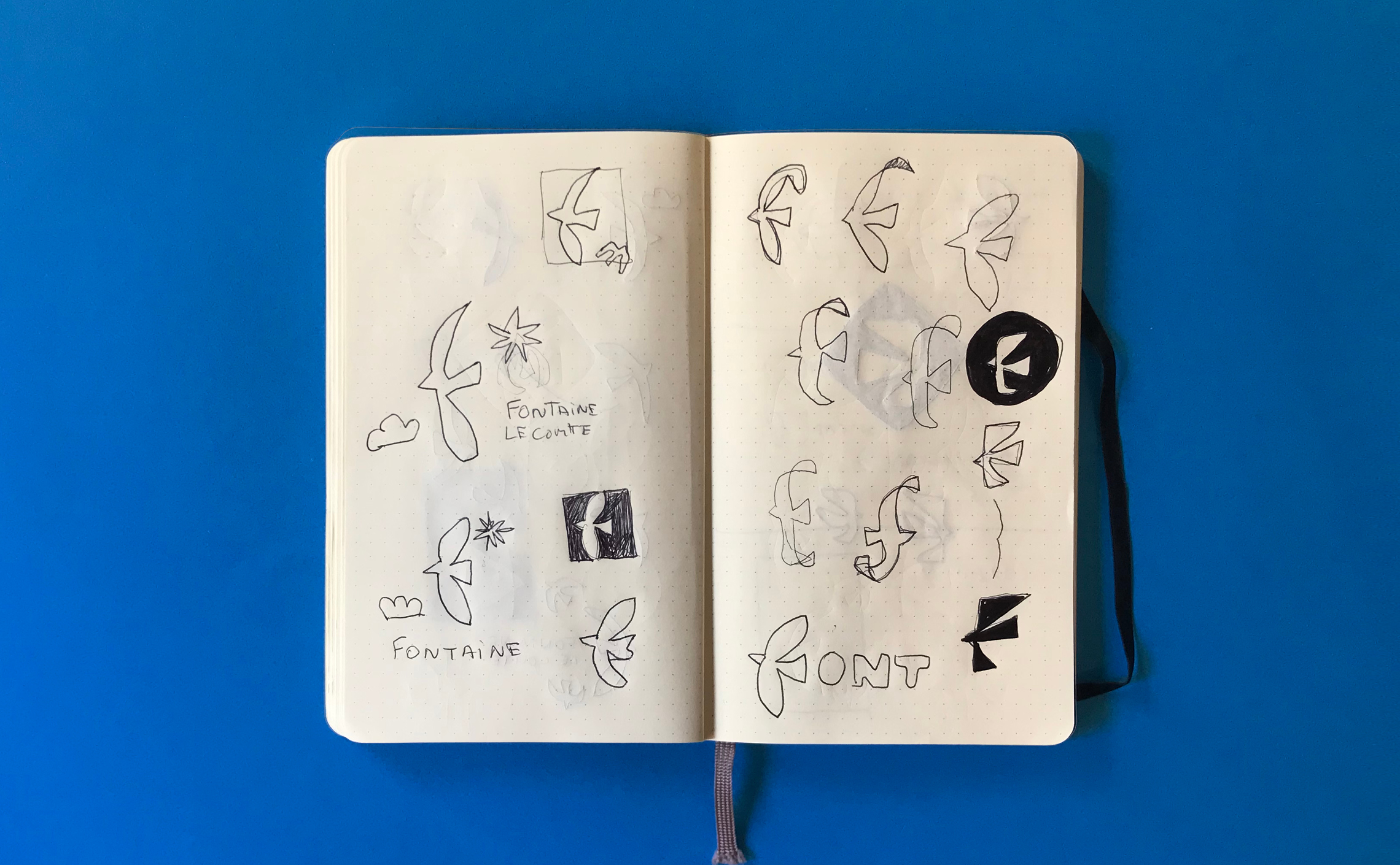 research logo design city