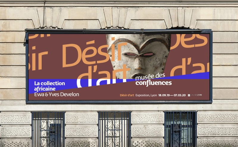 Museum of Confluences – Graphic guidelines