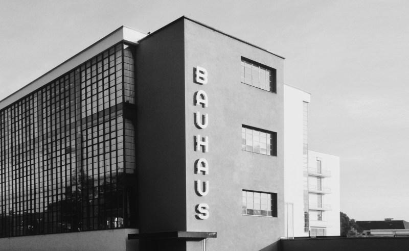 L'école de design du Bauhaus