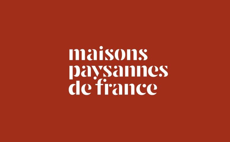 identité visuelle de Maisons Paysannes de France