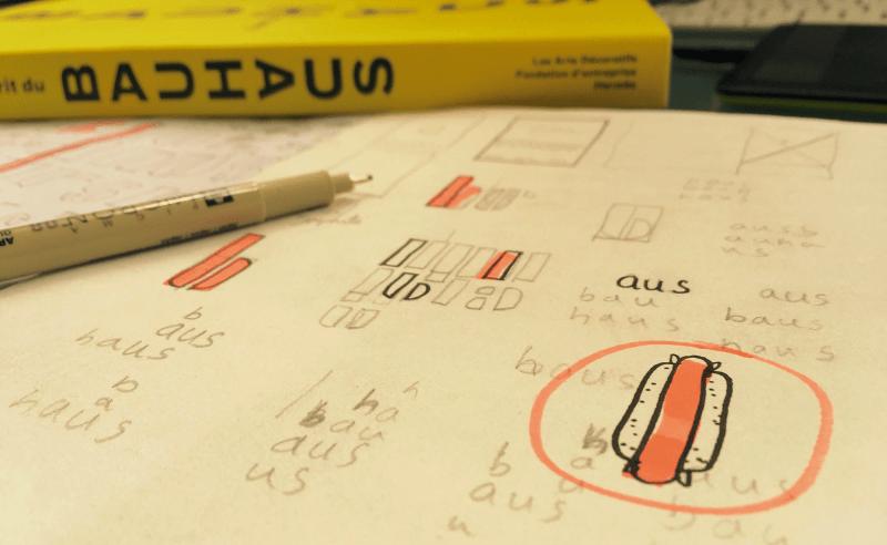 dessin-saucisse-bauhaus