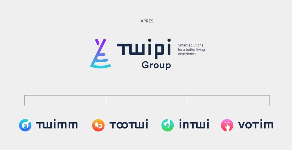architecture de marque twipi