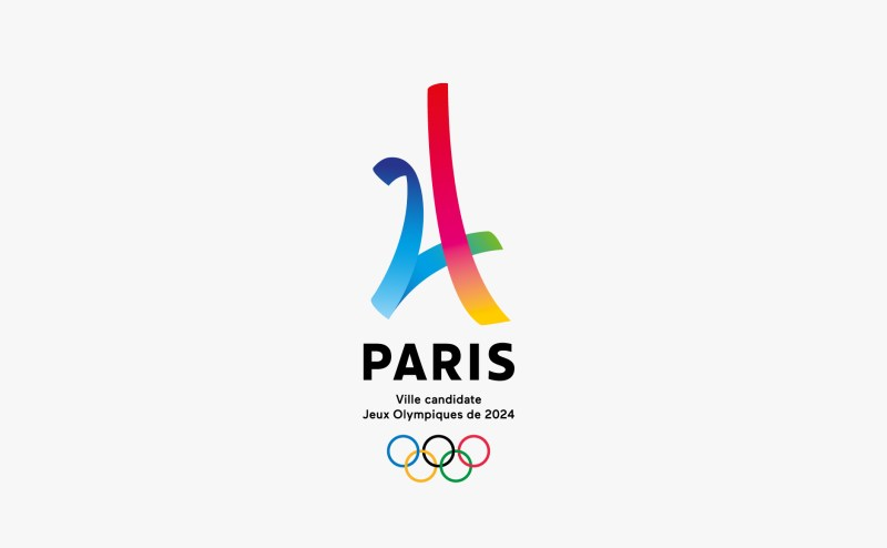 logo candidature de Paris