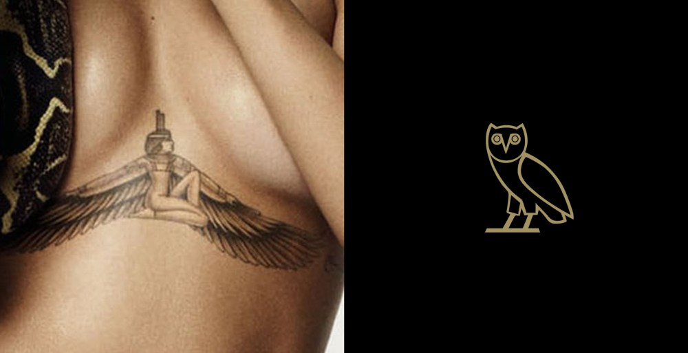 rihanna-tatoo-osiris-drake-ovo-logo
