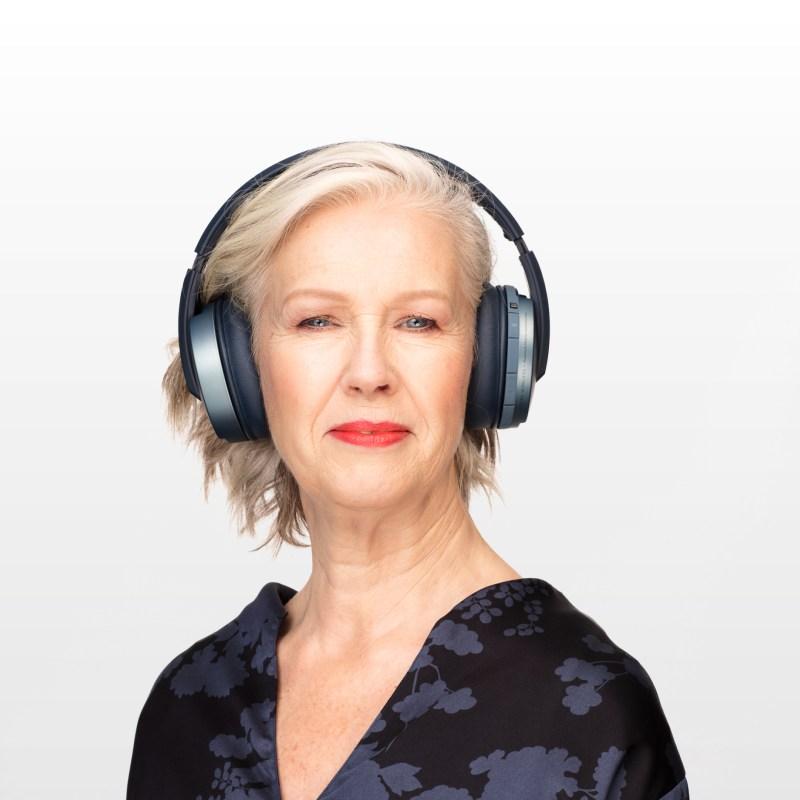 écouter casque Portrait Republique street Ilka franz