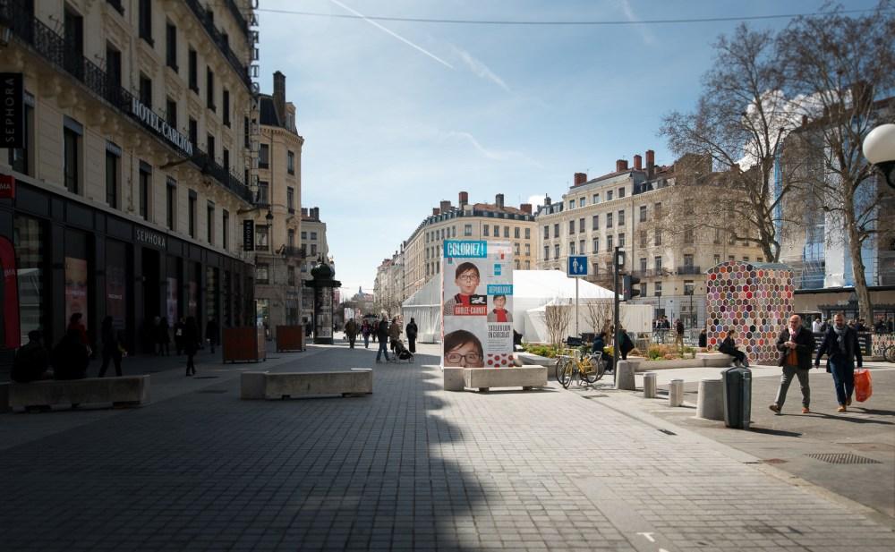 Rue grolée carnot république branding graphic design