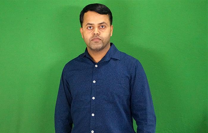 Faculty Ravi Bhadauria