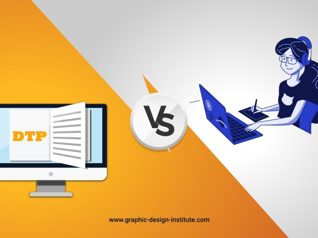 5 differences between graphic and desktop publishing