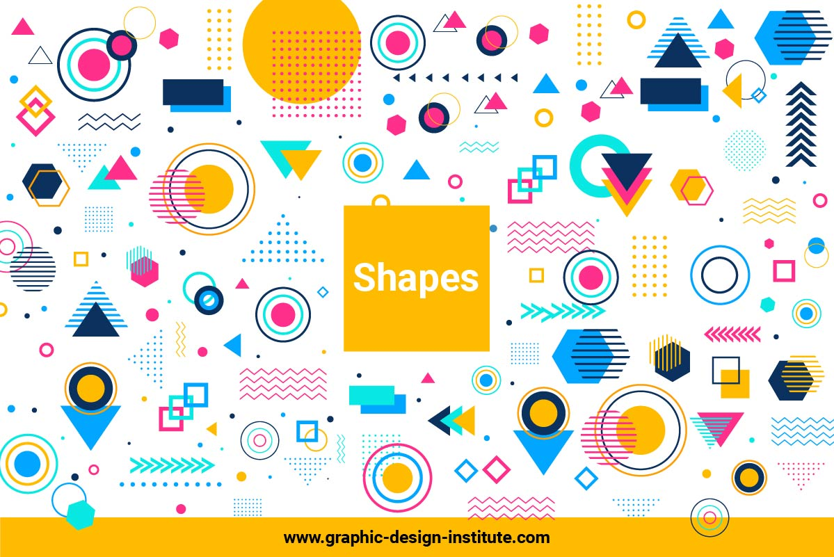 use of shapes in design