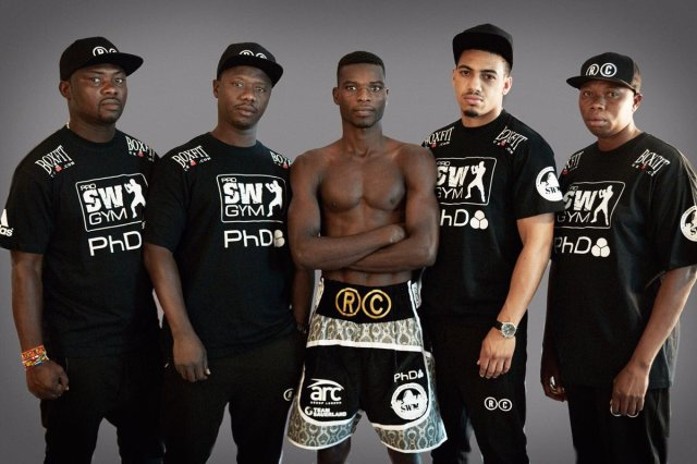 Image result for richard commey