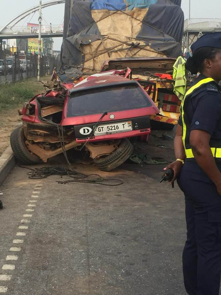6 die daily in Ghana due to road accidents - Graphic Online