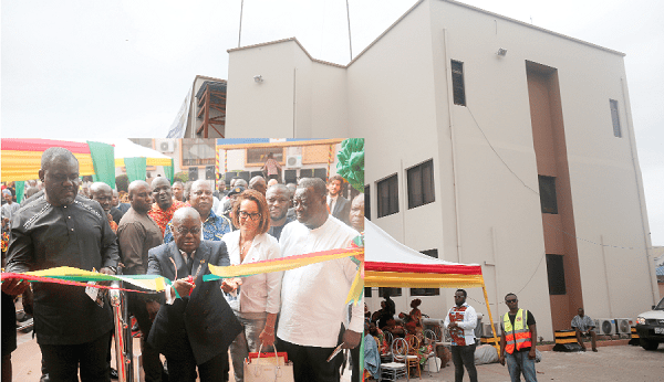 Traffic mgt critical to devt; Akufo-Addo says as he inaugurates Accra Signal Control System - Graphic Online