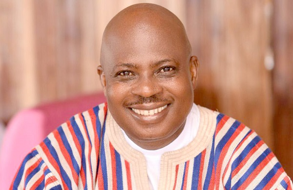 The Agona West Parliamentary Candidate aspirant for the New Patriotic Party (NPP), Mr Evans Addison Coleman