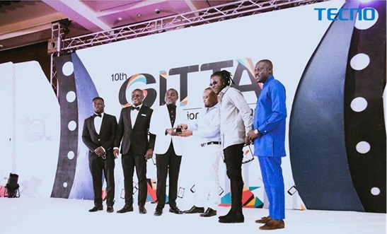 """TECNO Mobile wins best """"Phone Brand of The Decade"""""""