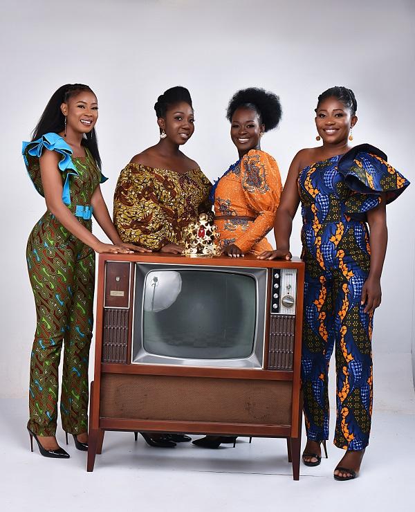 Meet the Ghana's Most Beautiful contestants