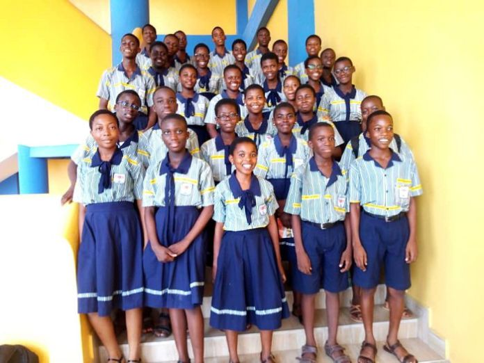 Central Region: Junior Graphic Essay Contest Workshop Organized for about 400 Basic School Pupils in Cape Coast 1