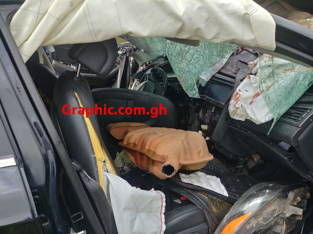3 KNUST students killed in 2 separate accidents 2