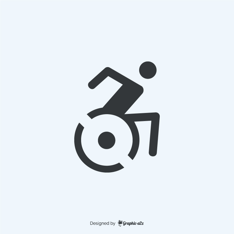 Accessible icon fill