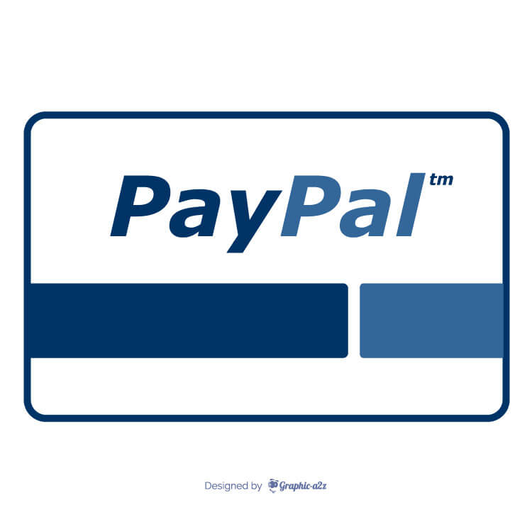 PayPal Credit Card Vector Icon