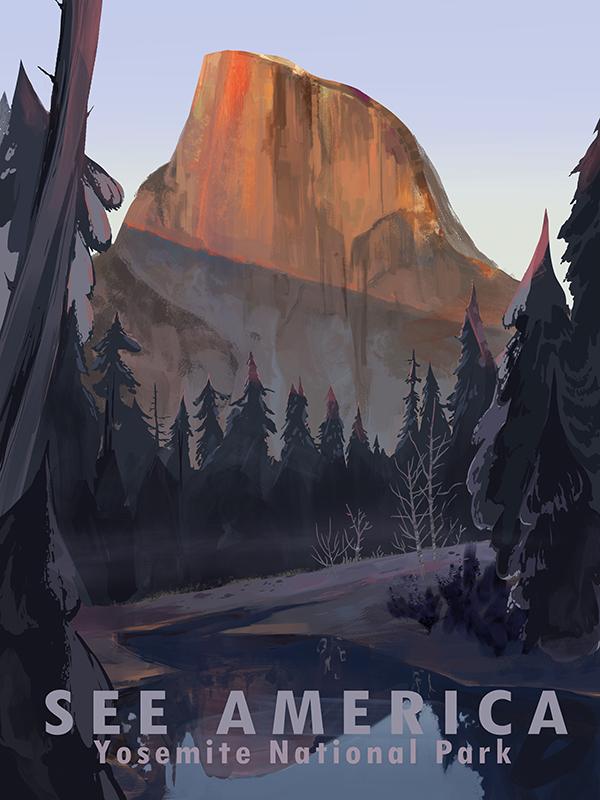 9633 Alyssa Winans - Yosemite National Park