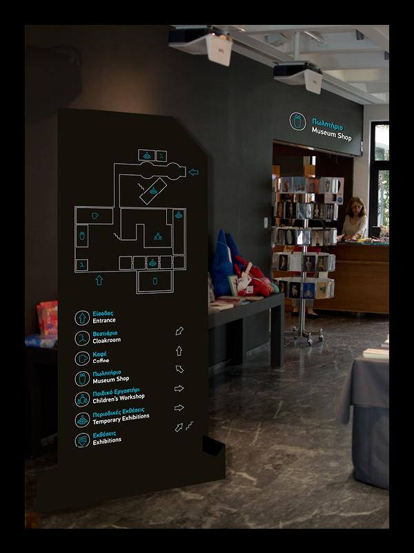 Branding - Museum of Cycladic Art - 37