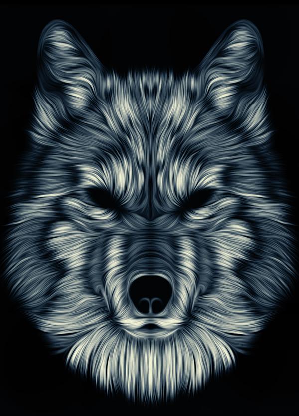 Wolf by Patrick Seymour