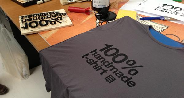 Handmade vintage T-Shirt-09