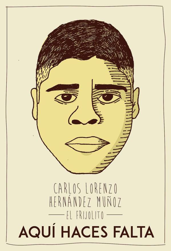 Yo, Mauricio López, quiero saber dónde está Carlos Lorenzo Hernández Muñoz