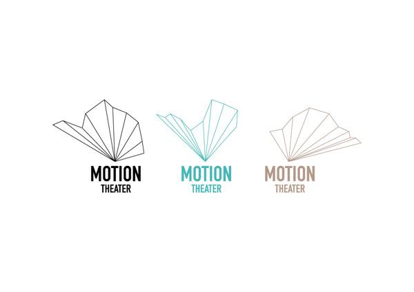 the motion theatre - logo