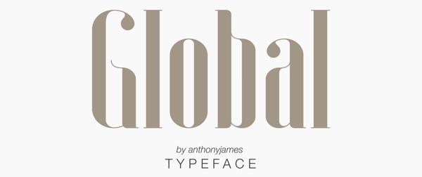 Global Font - 1