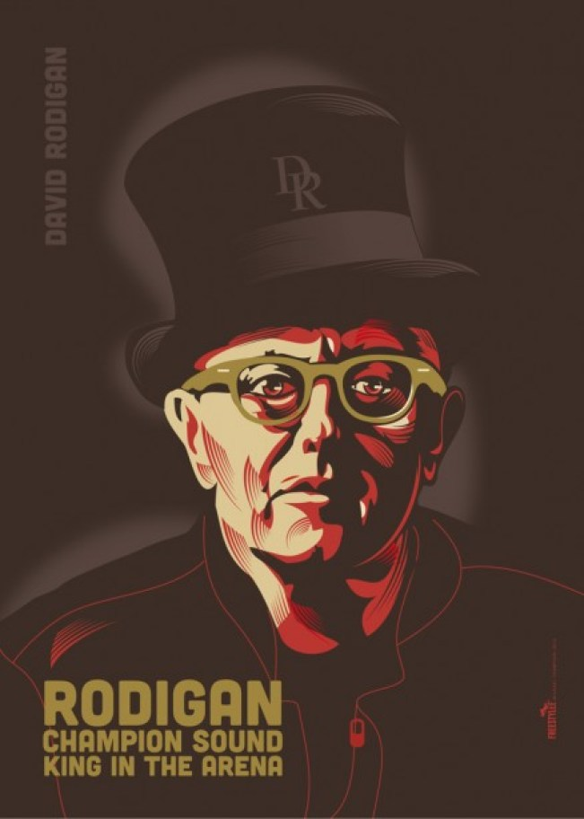 David Rodigan by Michael Thompson - Freestylee