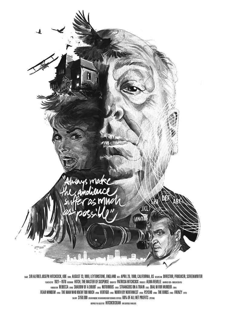 Julian-Rentzsch-movie-directors-alfred-hitchcock