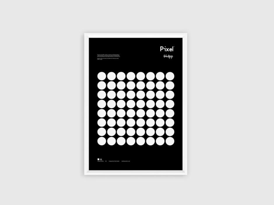 white-pixelposter-four
