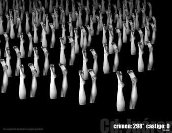 Eduardo Barrera Arambarri: Las Muertas de Juárez Exigen Justicia