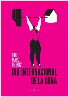 Miguel Porlan: International Women Day 2012