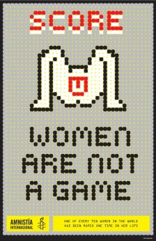 Yann Legendre Score: Women Are Not A Game