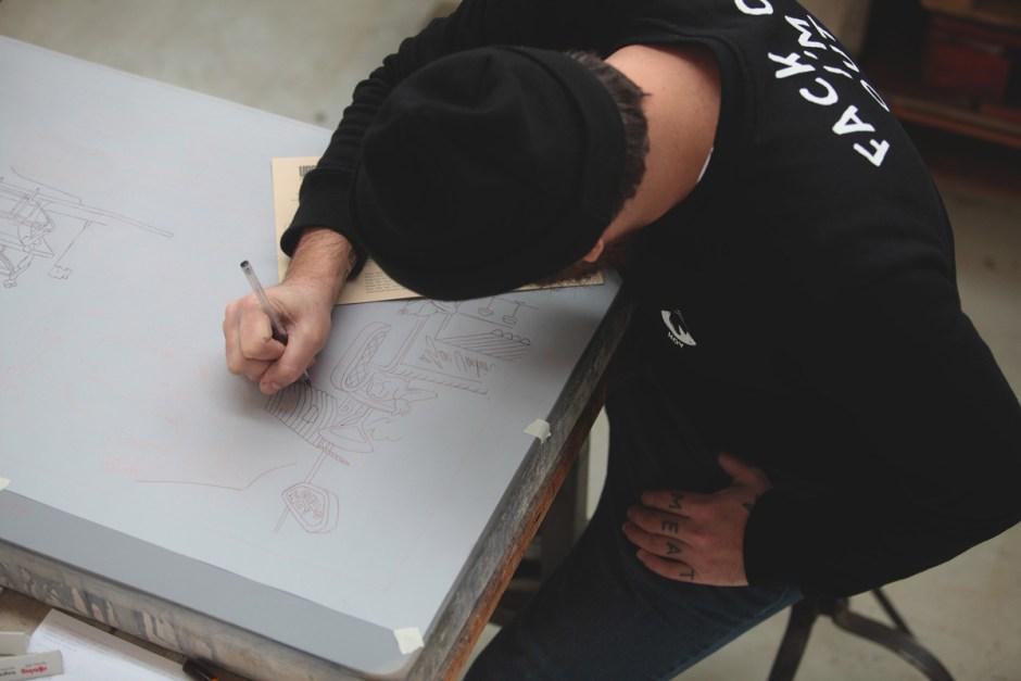 ugo-gattoni-mcbess-sweetbread-lithography-oeuvre-illustration-fine-art-print-collaboration-edition-soldart-18-drawing-lithographic-limestone
