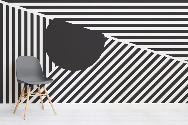 Sperry-Dissect-Black-and-White-Mural-Chair