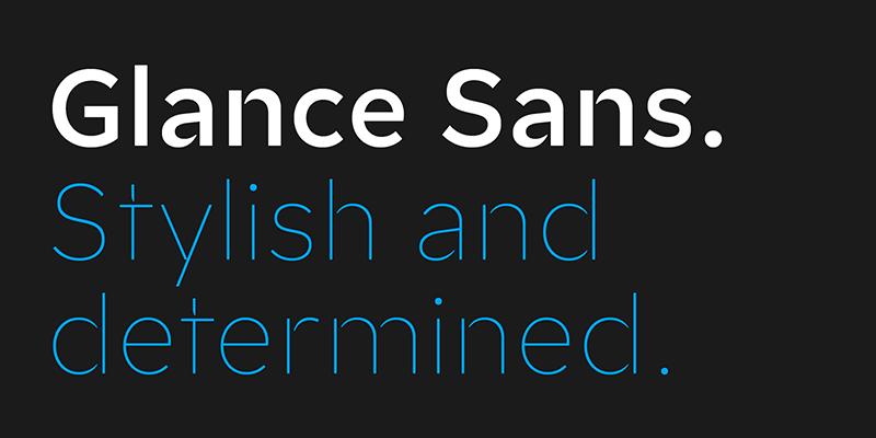 Glance-Sans-03