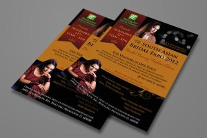 Flyer Design- Wedding Expo