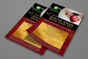 Flyer Design- Wedding Expo