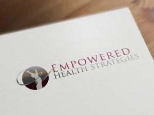 Vector Logo Design - Wellness Coach