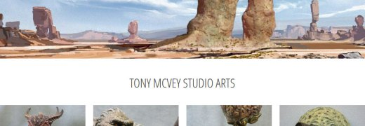 Tony McVey Studio Arts
