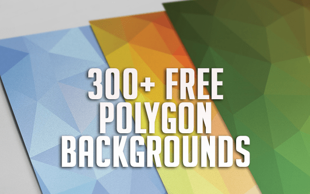 300+ Free Polygon Backgrounds
