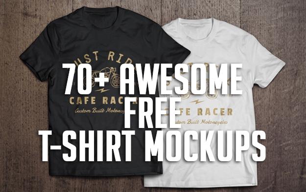 free tshirt mockups