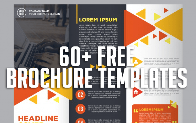 60 Free Brochure Templates