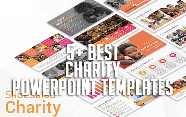 5+ Best Charity PowerPoint Templates