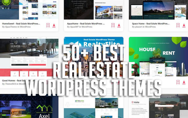 50+ Best Real Estate WordPress Themes for 2020