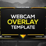 70+ FREE Webcam Overlay Templates